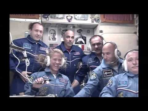 New Crew Members Complete Safe Trip to ISS