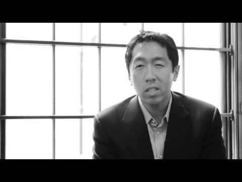 Accessing Stanford University content for free - Andrew Ng - Web Summit London 2013