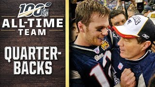 100 All-Time Team: Quarterbacks | NFL 100