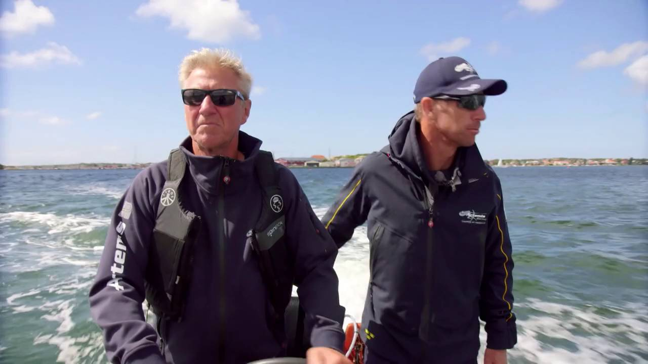 In this episode we travel to look back at the second Louis Vuitton America's Cup World Series event in Portsmouth, with Francesco Bruni at the helm, and to Grötö in Gothenburg's archipelago for the first part of the Swedish Red Bull Youth America's Cup trials.  An exclusive behind the scenes insight into what it takes to mount a challenge and compete in the 35th America's Cup. Follow Artemis Racing over 11 episodes in 2016 as the team prepares to win the oldest and most prestigious trophy in international sport.