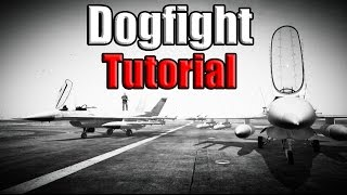GTA Online Tutorial - How to practice 1v1 dogfights