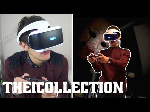 J'ai testé le PlayStation VR !