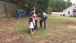HOW IT IS TAKING PHOTOS OF KIDS.
