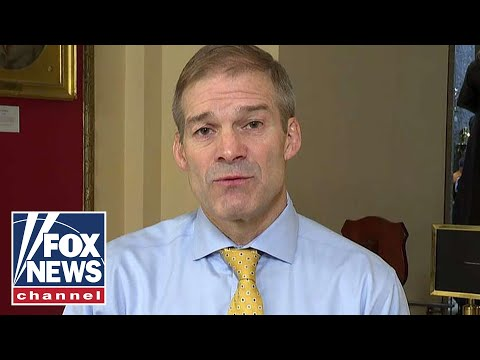Jordan reacts to White House rejecting Dems' impeachment inquiry