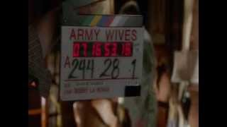 Army Wives Season 7 Bloopers