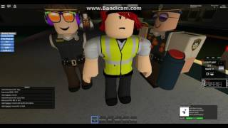 Roblox- Mano County- I GOT PROMOTED- Part two