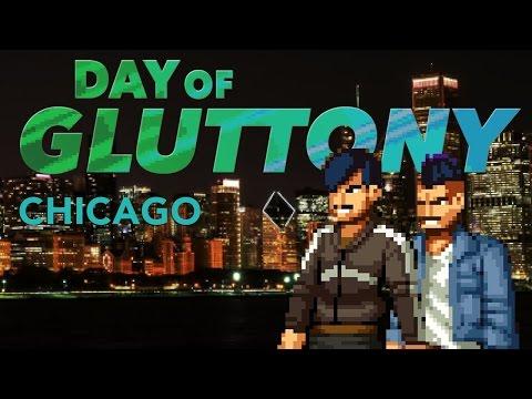 24小時挑戰芝加哥24家餐廳丨今天就要吃Day of Gluttony EP2