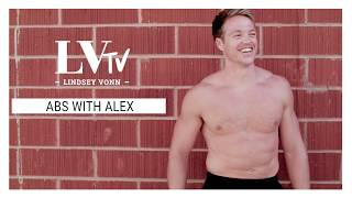 6 Minute Abs | Abs with Alex | Lindsey Vonn TV