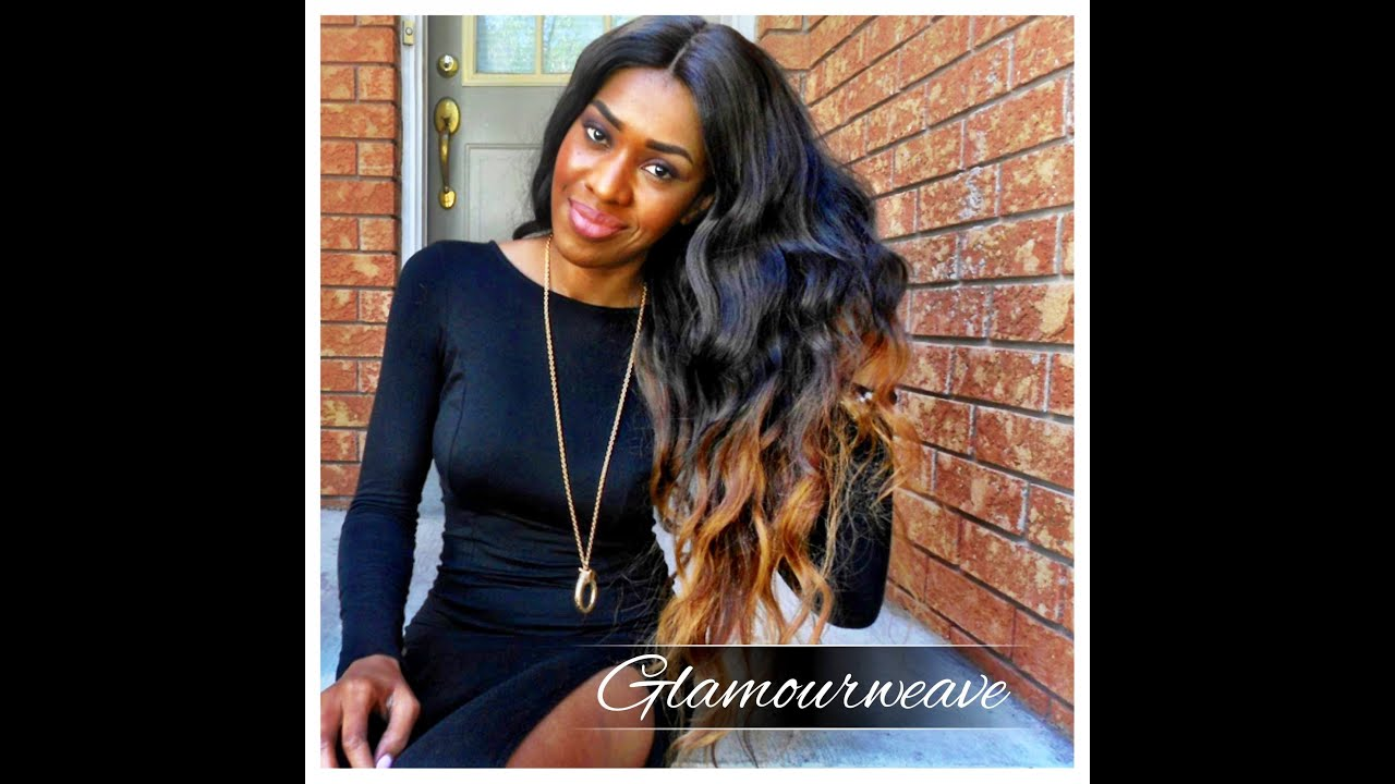 Virgin Hair Final Review Glamour Weave Youtube