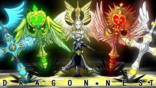 Dragon Nest: Пвп билд на Епископа 80 лвл (3 билда)