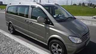 Заказать микроавтобус Вито Vito в Днепропетровске(, 2013-09-24T07:17:16.000Z)