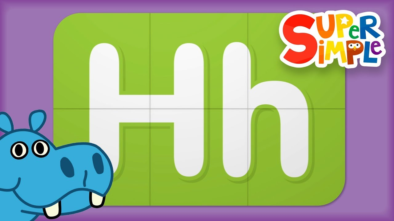 Alphabet surprise turn learn abcs learn letter h youtube altavistaventures Gallery