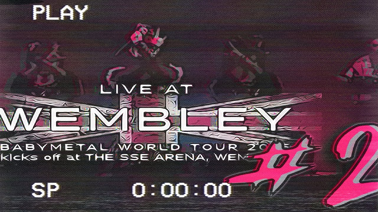 THAT ULTIMATE MOMENT!!! Reacting To BABYMETAL – LIVE AT WEMBLEY PART 2
