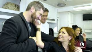 Army Wives Reunion - Makeup Trailer