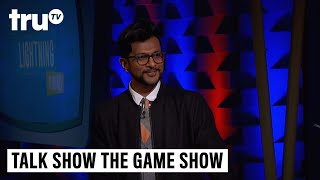 Talk Show the Game Show - Lightning Round: Utkarsh Ambudkar vs. Aparna Nancherla | truTV