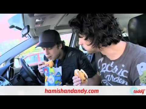 Hamish & Andy Freeating