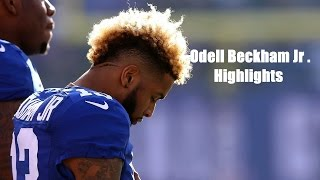 "Odell Beckham Jr. || Highlights || ""Go Hard or Go Home"" 