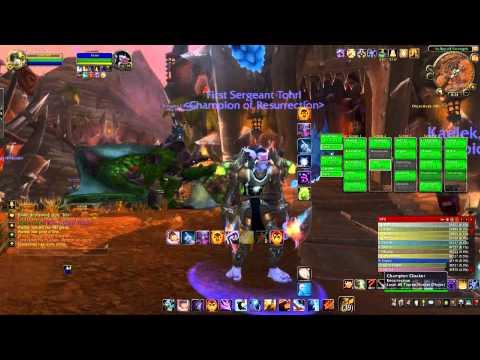 Tohrl of Resurrection gets Golad and Tiriosh Daggers!