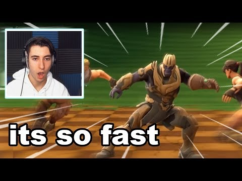 So I found the BEST FORTNITE ANIMATIONS...