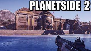 PLANETSIDE 2 - A la conquista del planeta | Gameplay Español