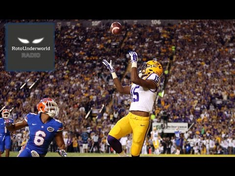 How responsible is Malachi Dupre for his underwhelming production at LSU?