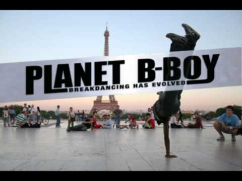 Planet B-Boy - It Started In New York (The World Caught The Fever) (MP3 Link)