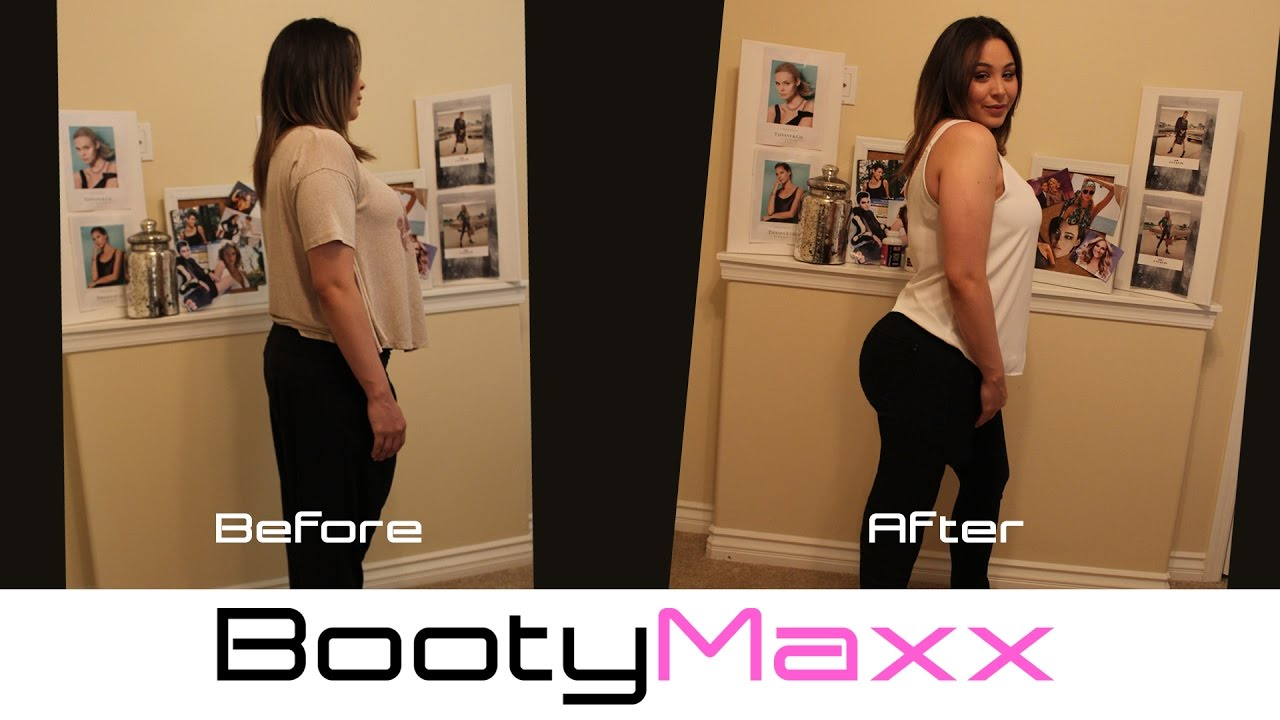 booty maxx review how well does it work booty max - youtube