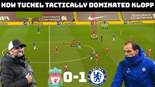 Tactical Analysis: Liverpool 0-1 Chelsea | How Tuchel Added To Klopp's Misery |