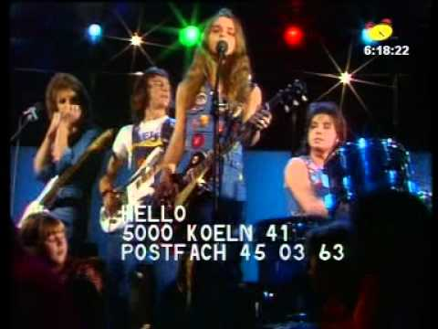 Hello   New York Groove   VIDEO Disco 1975