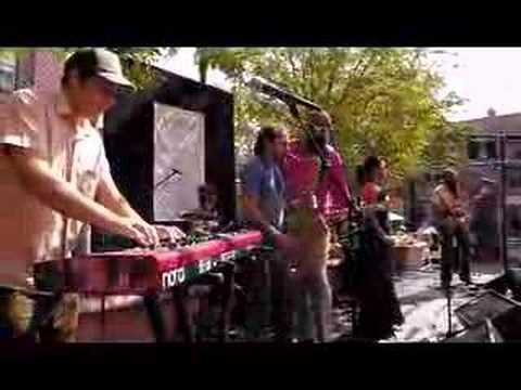 Dengue Fever @ The Pasadena Music Festival: