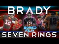 Gambar cover Tom Brady - Seven Rings Original Bored Film Documentary