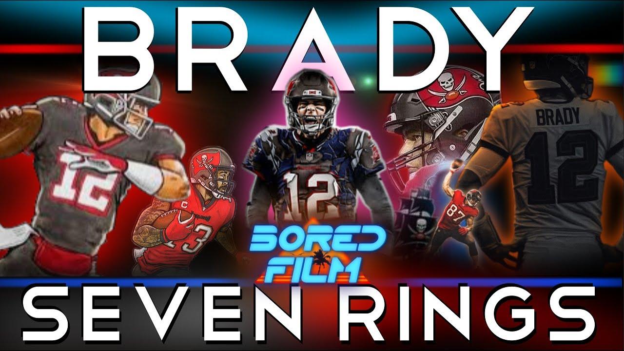 Download Tom Brady - Seven Rings (Original Bored Film Documentary)