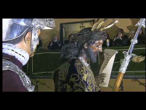 Salida Señor de la Sentencia Macarena 2010 Semana Santa Sevilla