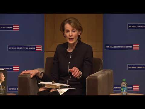 Joan Biskupic: The Life And Turbulent Times Of Chief Justice John Roberts