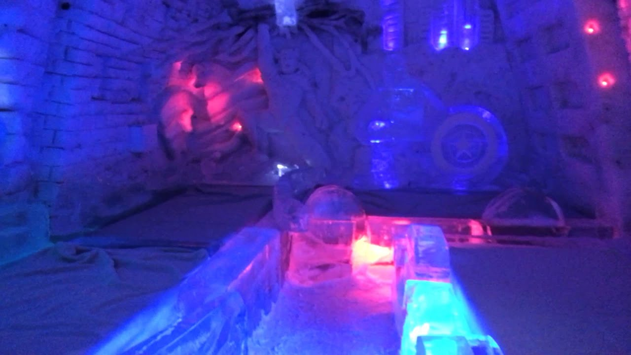Ice Hotel In Montreal 2013