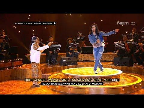 Didi Kempot & Sobat Ambyar Orchestra - Banyu Langit, Pamer Bojo 6/6