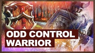 Armor Power | Odd Control Warrior | The Boomsday Project | Hearthstone
