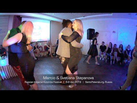 Marcio & Svetlana