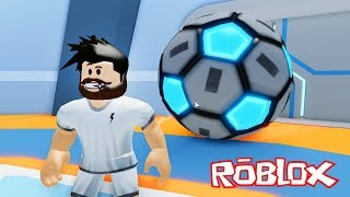 Ronaldo AND Messi ARE ON THE PITCH ⚽💣Roblox Super Bomb Survival