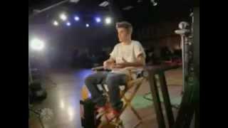 "Justin Bieber NBC ""All Around the World"" HQ(1/10)"