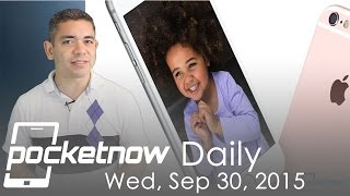 iPhone 6s complaints, LG V10 event & more - Pocketnow Daily