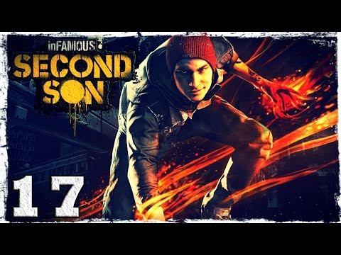 Смотреть прохождение игры [PS4] InFamous: Second Son. #17: По огненным следам.
