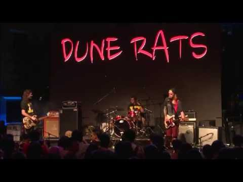 DUNE RATS @ Music Matters Live with HP 2014