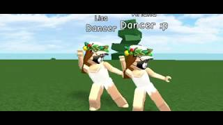 Roblox -Dance cover- Me gustas tu -(Gfriend)