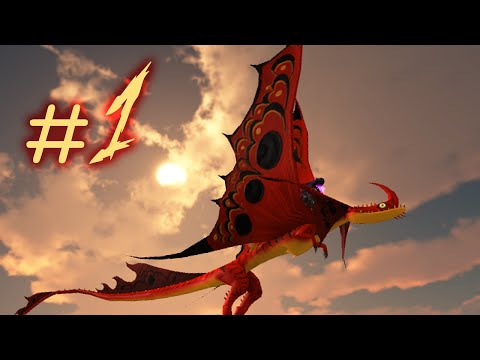 New Adventures! Call of the Death Song, Ep. 1 - School of Dragons