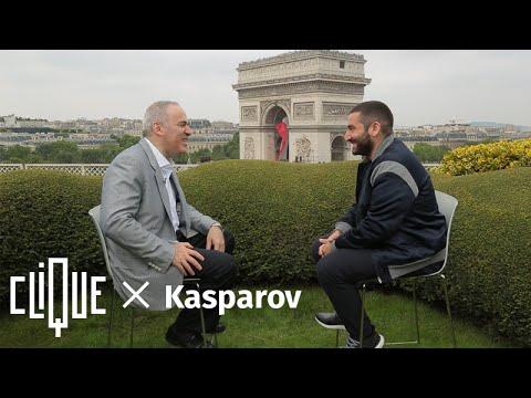 Clique x Kasparov