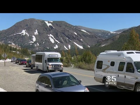 Tioga Pass Road Into Yosemite Opens After Record Winter Snowfall
