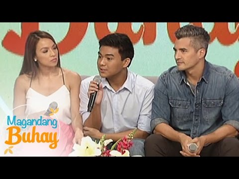 Magandang Buhay: Aubrey and Troy as parents to Maurie
