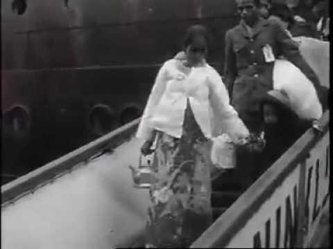 Kedatangan orang Maluku ke Belanda tahun 1951