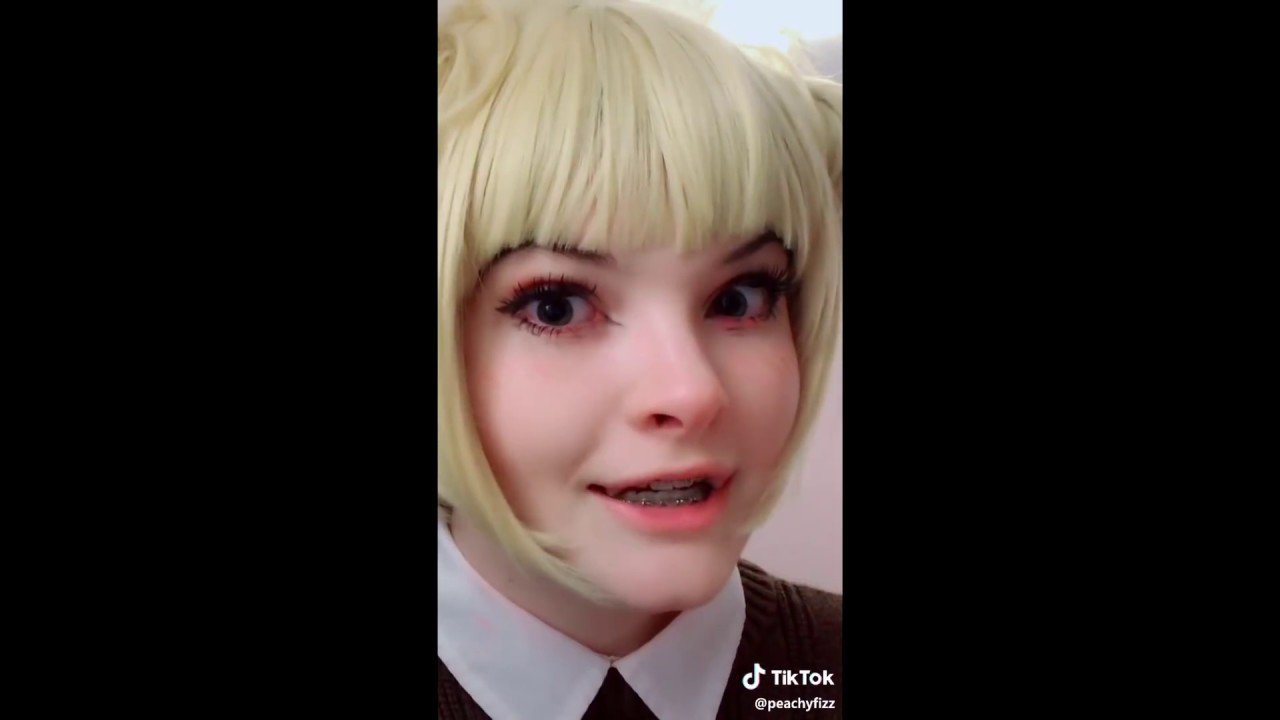 Tik Tok Anime Cosplay Toga Compilation Youtube